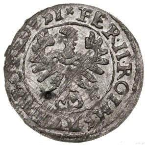 3 krajcary, 1622, Strzegom; rzadsza odmiana z literami ...