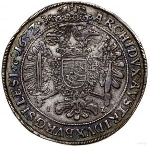Talar, 1632, Wrocław; odmiana bez litery W ale z litera...