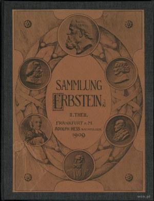 Adolph Hess Nachf. – Sammlung Erbstein nachlass des ✝ H...