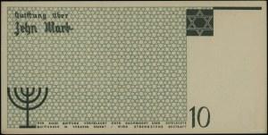 10 marek, 15.05.1940; bez oznaczenia serii, numeracja 4...