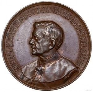Medal na pamiątkę jubileuszu 25 lat działalności redakt...