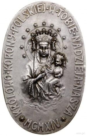 Medal pamiątkowy Akcji Niepodległościowej w Krakowie, 1...