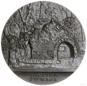 Medal na pamiątkę 125. rocznicy uchwalenia Konstytucji ...