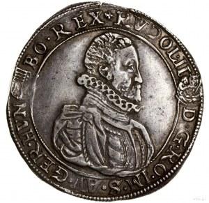 Talar, 1602, mennica Kremnica; Aw: Popiersie władcy w p...