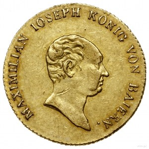 Dukat, 1811, mennica Monachium; AKS 38, Fr. 265, Jaeger...