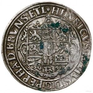 1/2 talara, 1611, mennica Zellerfeld; Aw: Jedenastopolo...