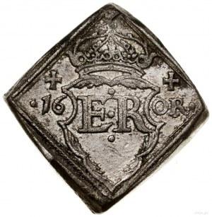 16 öre, 1563, mennica Sztokholm; odmiana z kropkami i d...