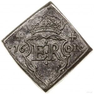 16 öre, 1564, mennica Sztokholm; SM 45; klipa, srebro, ...