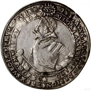 4 marki, 1615, mennica Sztokholm; SM 46; srebro, 18.66 ...