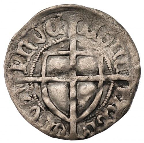 Zakon Krzyżacki - Michał I Küchmeister von Sternberg (1414-1422) - Szeląg
