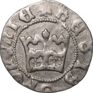 Jan I Olbracht (1492–1501) - Półgrosz koronny -