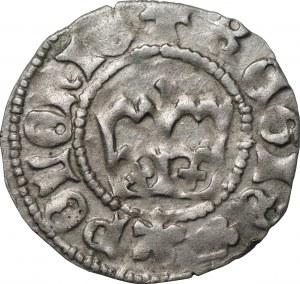 Kazimierz IV Jagiellończyk - ( 1446-1492) Półgrosz koronny