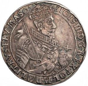 Zygmunt III Waza (1587-1632) - Talar 1630 - Bydgoszcz - I I - szeroki portret króla