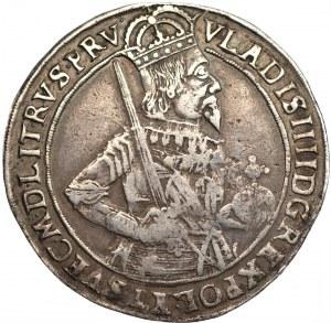 Władysław IV Waza (1632-1648) - Talar 1633 - Bydgoszcz - końcówka legendy RVS.PRV