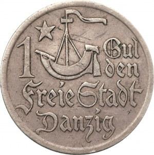 Wolne Miasto Gdańsk - 1 gulden 1923