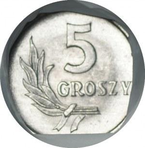 PRL - Rulon bankowy 50 x 5 groszy 1971