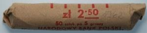 PRL - Rulon bankowy 50 x 5 groszy 1962