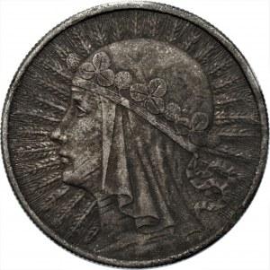 II RP - 10 złotych 1932 - Fałszerstwo