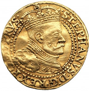 Gdańsk - Stefan Batory (1576-1586) - Dukat 1586