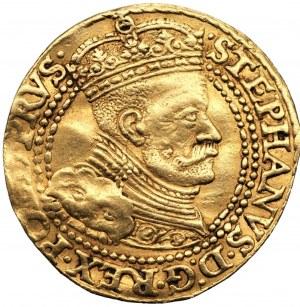 Stefan Batory (1576-1586) - Dukat 1586 - Gdańsk