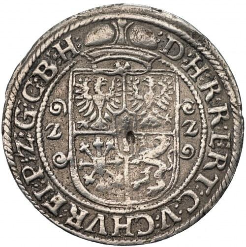 Prusy - Królewiec - Jerzy Wilhelm (1619-1640) - Ort 1622
