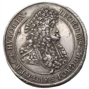 AUSTRIA - Leopold I - talar 1692 - KB Kremnica