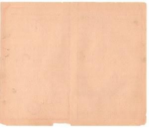 Zakłady Przemysłowe i Fabryka Wag Weber, Dahne i Ska, - 5 x 100 złotych 1931