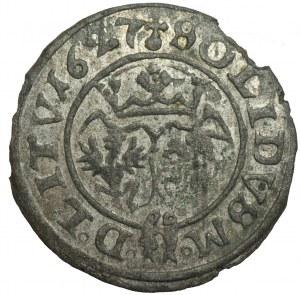 Zygmunt III Waza (1587-1632) - szeląg Wilno 1627