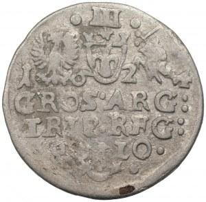 Zygmunt III Waza (1587-1632) - Trojak koronny 1624