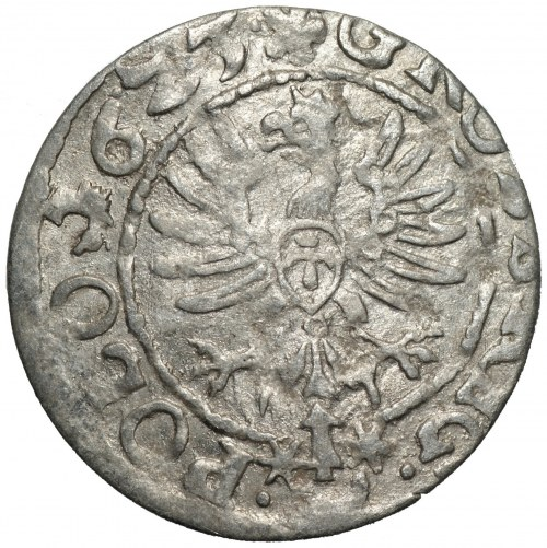Zygmunt III Waza (1587-1632) - Grosz 1623 - przebitka w dacie cyfry 1