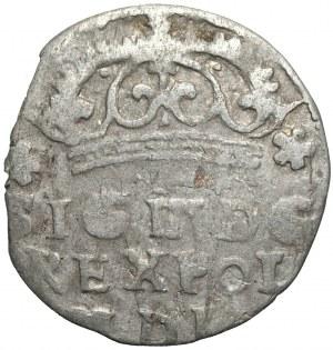 Zygmunt III Waza (1587-1632) - grosz 1625 - odwrócona cyfra 2 w dacie - RZADKOŚĆ