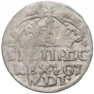 Zygmunt III Waza (1587-1632) - grosz 1625 - YOL / POL