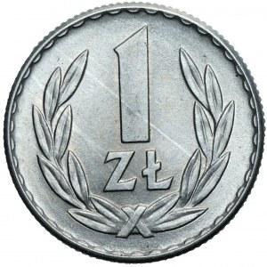 PRL - 1 złoty 1966