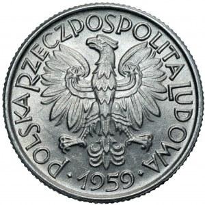 PRL - 2 złote 1959 Jagody - mennicza