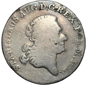Stanisław August Poniatowski (1764–1795) - Złotówka 1767 FS