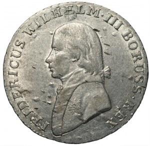 NIEMCY - Prusy - Fryderyk Wilhelm III (1797-1840) 4 grosze 1804 A