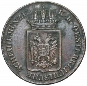 Austria - Franciszek Józef I - 2 krajcary 1848 A Wiedeń