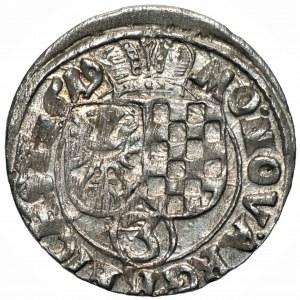 ŚLĄSK - Księstwo Brzesko-Legnicko-Wołowskie - 3 krajcary 1619