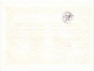 Katowice S.A. dla Górnictwa i Hutnictwa - 680 złotych 1929