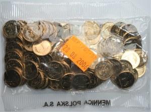 III RP - Woreczek menniczy 1 grosz 2006