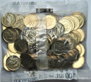 III RP - Woreczek menniczy 2 grosze 2013 - Royal Mint