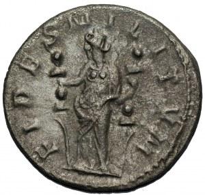 Cesarstwo Rzymskie - Walerian I (253–260) Antoninian 253, Rzym
