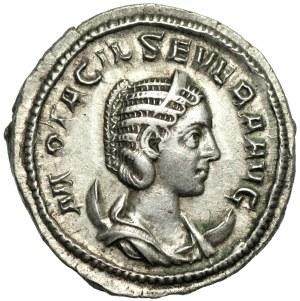 Cesarstwo Rzymskie - Otacilia Seyera, żona Filipa I (244-246) - Antoninian , Rzym