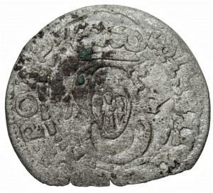 Zygmunt III Waza (1587-1632) - Szeląg litewski 1617, Wilno - Kolekcja Górecki