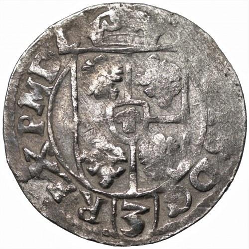 Zygmunt III Waza (1587-1632) - Półtorak 1614 kropki przy jabłku, Bydgoszcz - Kolekcja Górecki