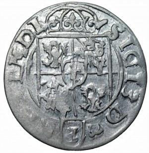 Zygmunt III Waza (1587-1632) - Półtorak 1616 Sas w sześciokącie, Bydgoszcz - Kolekcja Górecki