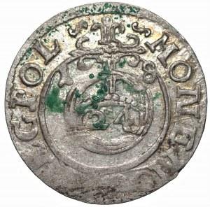Zygmunt III Waza (1587-1632) - Półtorak 1618 POL, Bydgoszcz - Kolekcja Górecki