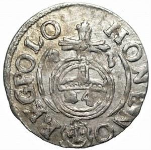 Zygmunt III Waza (1587-1632) - Półtorak 1623 - Sas w ozdobnej, Bydgoszcz - Kolekcja Górecki