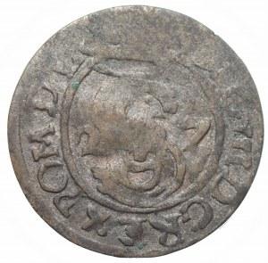 Zygmunt III Waza (1587-1632) - Ternar 1627 Łobżenica
