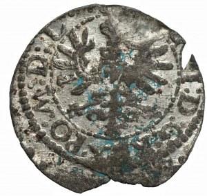 Zygmunt III Waza (1587-1632) - Szeląg typu orzeł/pogoń 1623